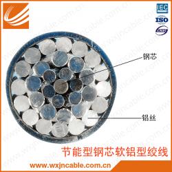 节能型钢芯软铝型绞线 裸导线 无锡江南电缆有限公司 江苏省无锡宜兴电缆厂家