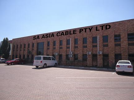 SA Asia Cable(Proprietary)Limited-Our Branch Company In South Africa